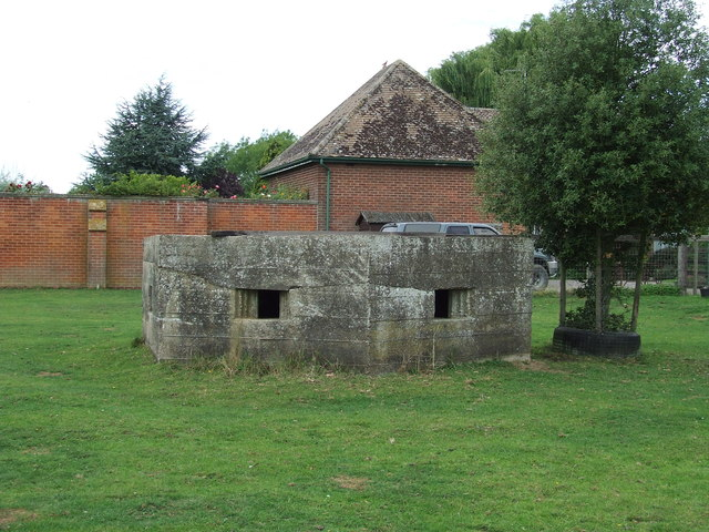 Old Pillbox