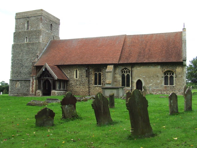 St Catherine Ringshall
