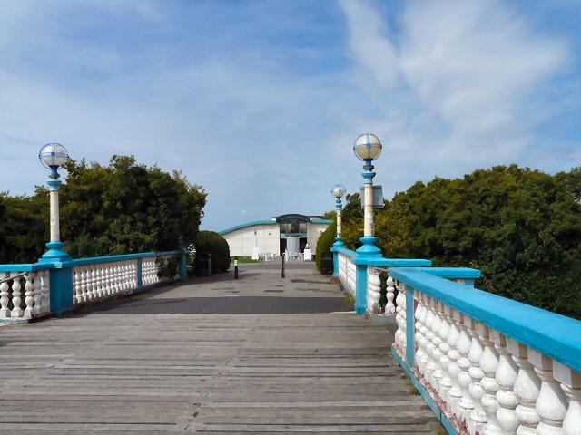 Bridge over Marine Lake