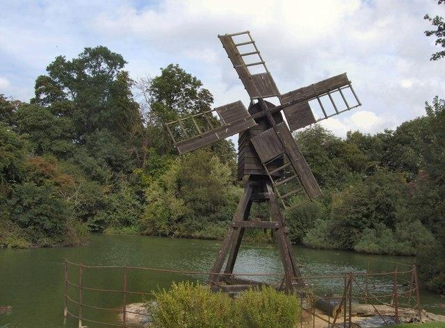 Windpump - Weald & Downland Museum