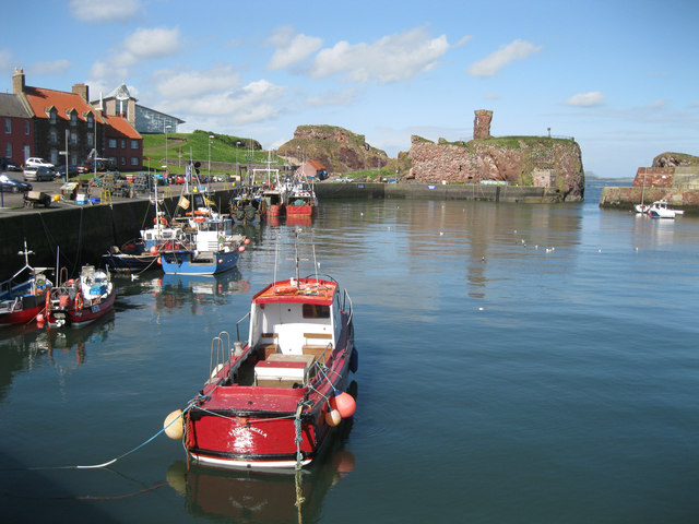 Victoria Harbour, Dunbar