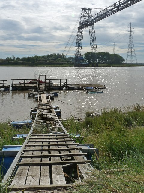 Moorings on the River Usk [4]