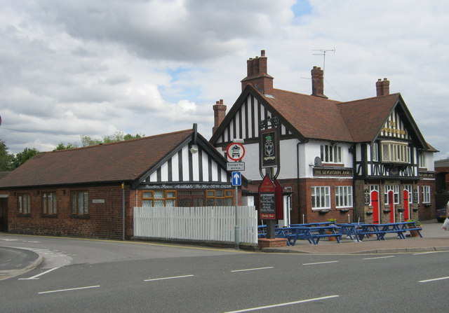 The Devonshire Arms in Hasland