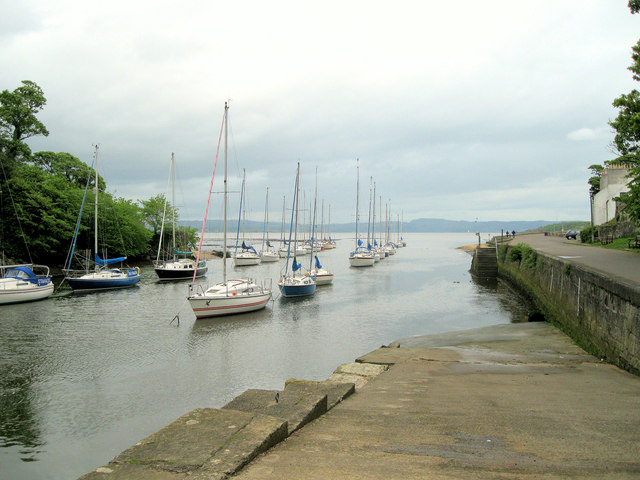 Cramond Harbour