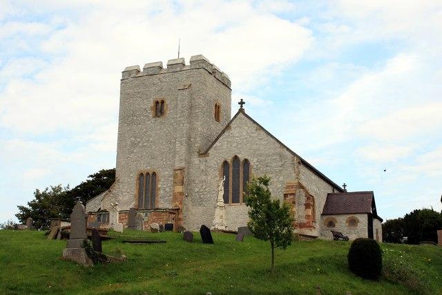 St Mary's Church, Rhuddlan