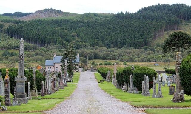 Achnabreck Cemetery