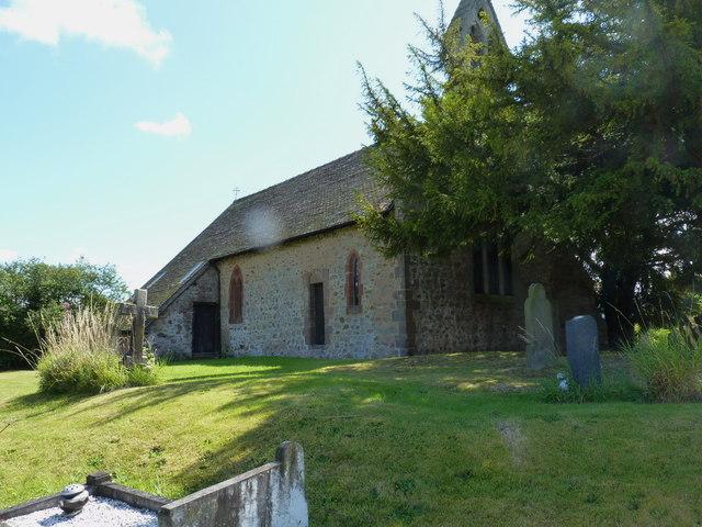 St Mary's, Habberley