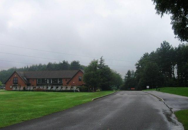 Club House, Paultons Golf Centre