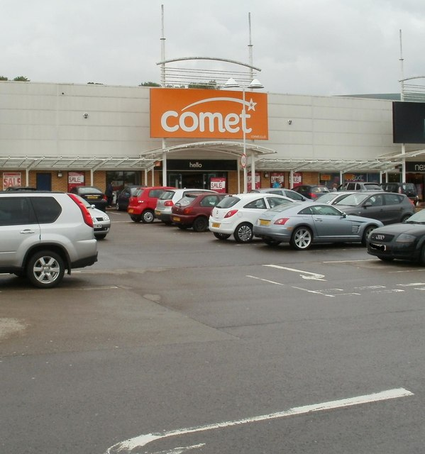 Comet, Cwmbran Retail Park