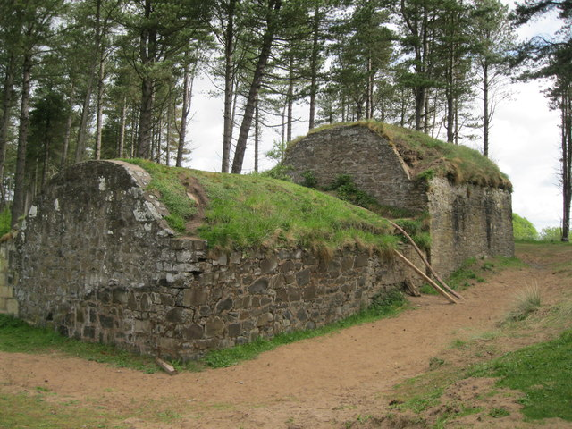 Tentsmuir ice house