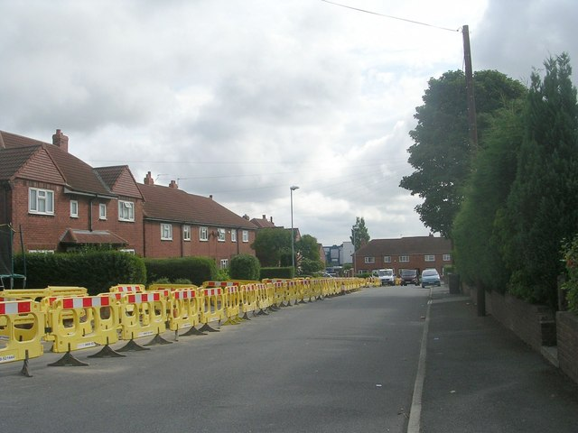 Margetson Road - viewed from Fairfax Avenue