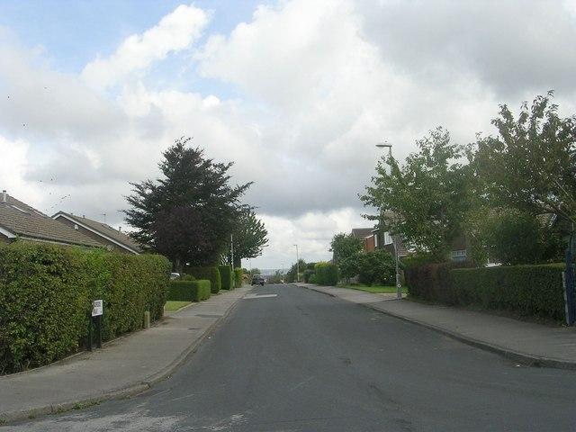 Moorside Walk - Moorside View