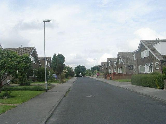 Moorside Parade - Moorside Walk