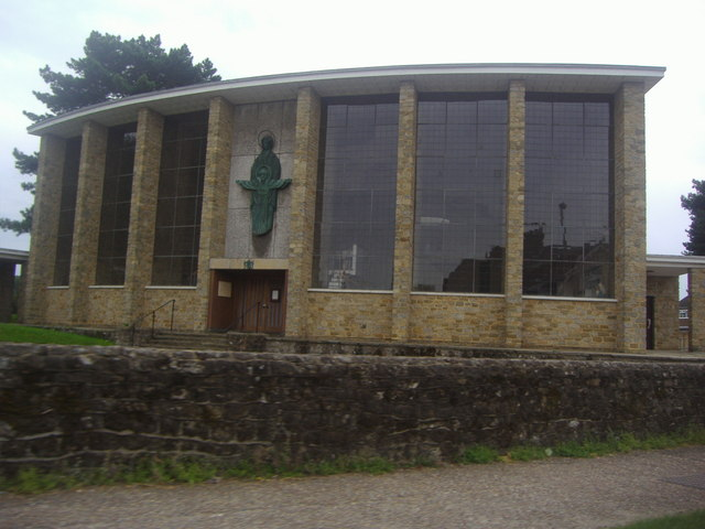 Church on Bepton Road, Midhurst