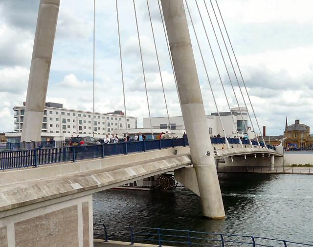 Marine Parade Bridge