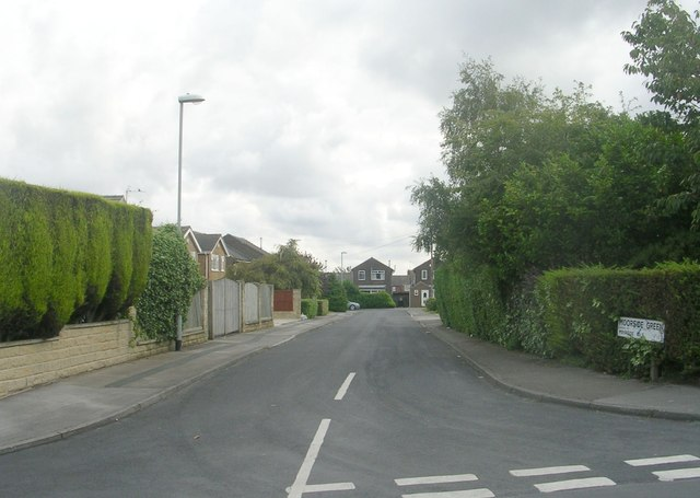 Moorside Green - Moorside Walk