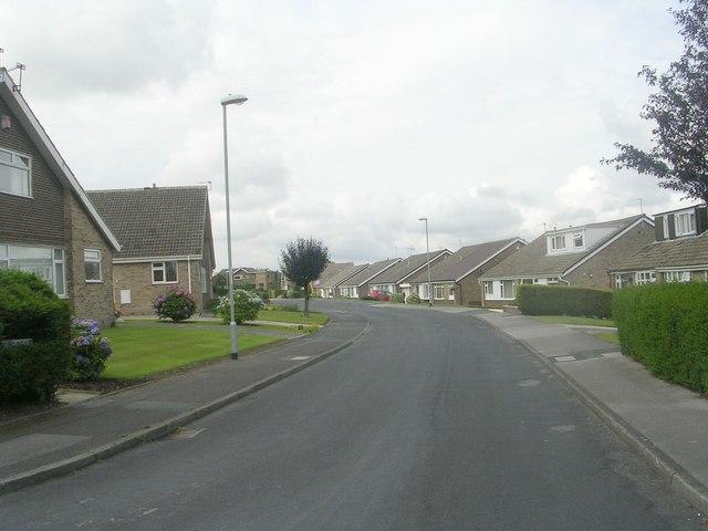 Moorside Drive - Moorside Walk