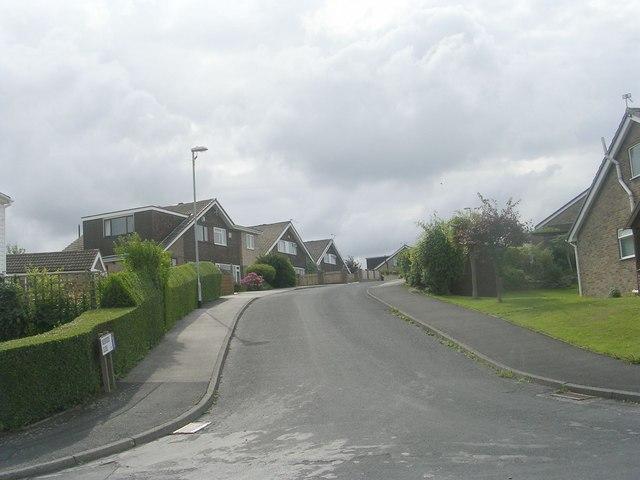 Moorside Close - Moorside Drive