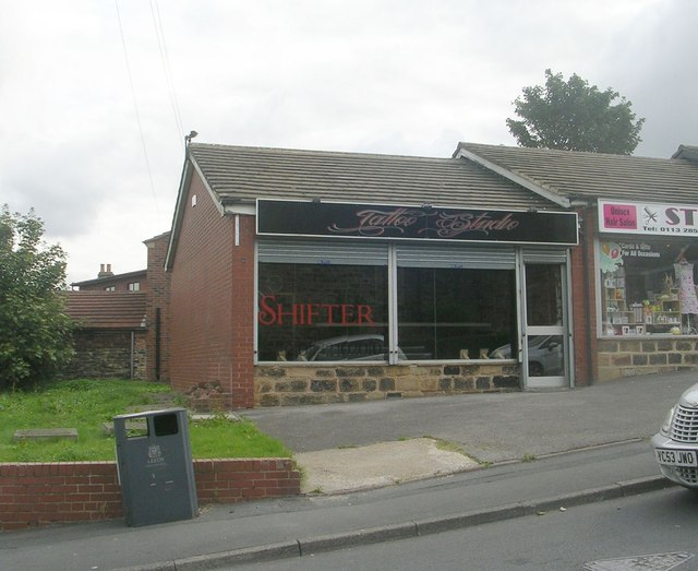 Tattoo Studio - Moorside Approach
