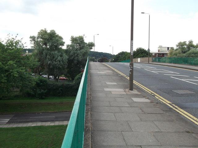 Eynsham Drive Road bridge