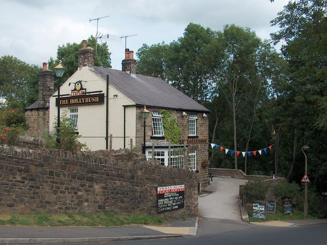 """The Holly Bush"", Rivelin Valley, Sheffield 10"