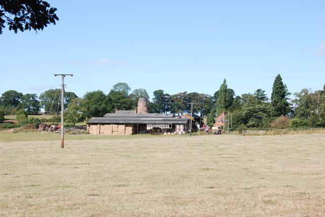 Looking to Butterhill Windmill in SJ8919