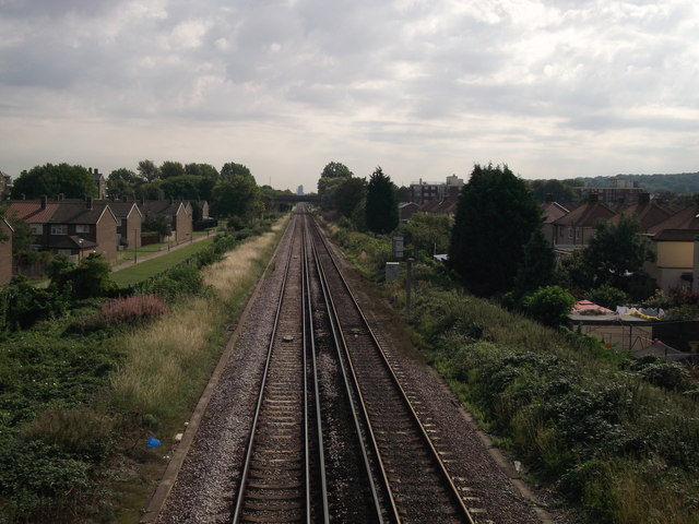 Railway to Abbey Wood