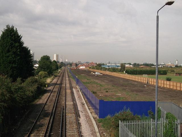 Railway to Plumstead (2)