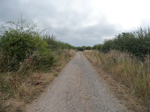 Route with public access, south of Norton