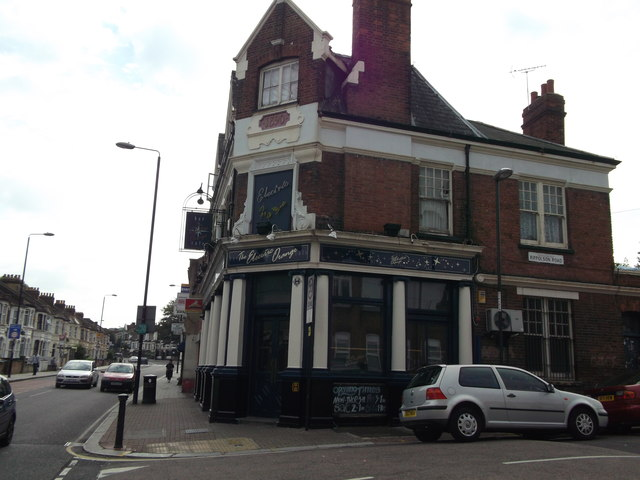The Electric Orange, Bar, Plumstead