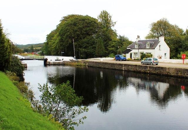 Oakfield Bridge House, Lochgilphead