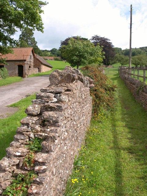 Wall, Draycott