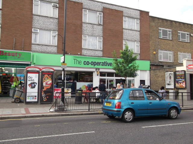 Plumstead Co-operative Supermarket