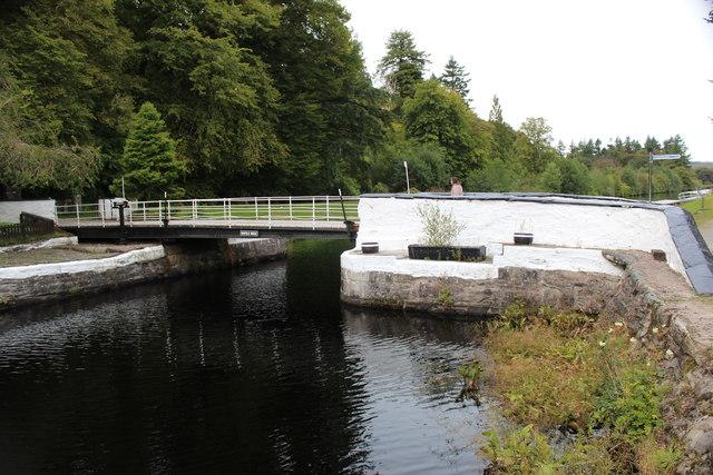 Oakfield Bridge,  Lochgilphead