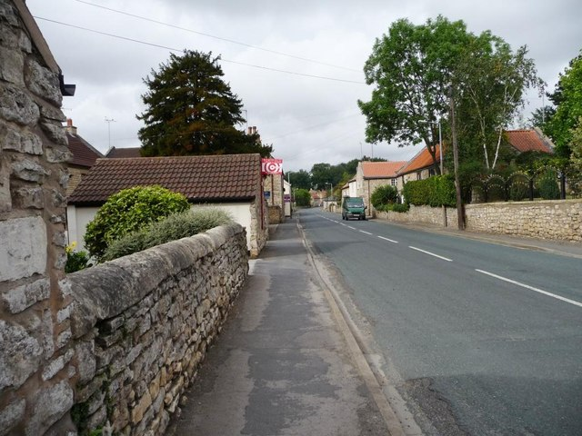 High Street, Campsall
