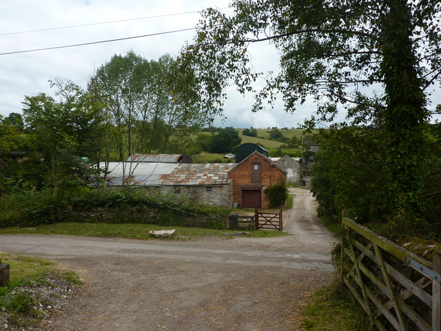 Pethills, a farm on Foxholes Lane