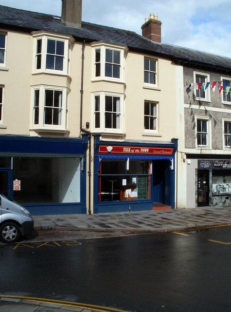 Talk of the Town, Brecon