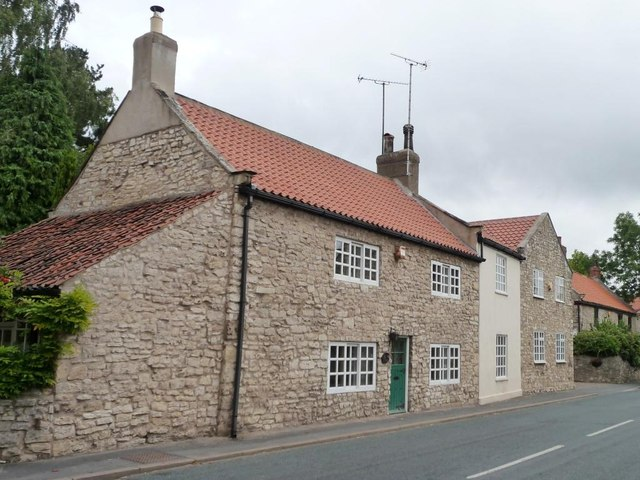 Old Post Cottage, High Street