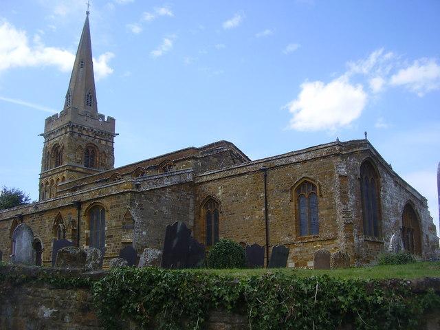 Spratton Church