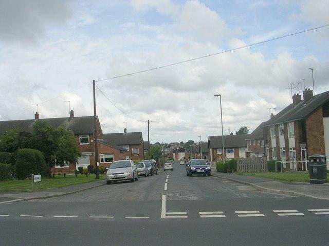 Kingsway - Moorside Road