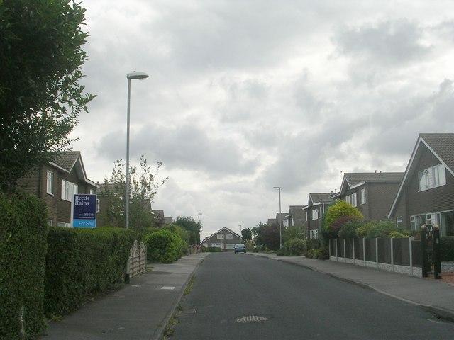 Moorside Parade - Moorside Drive