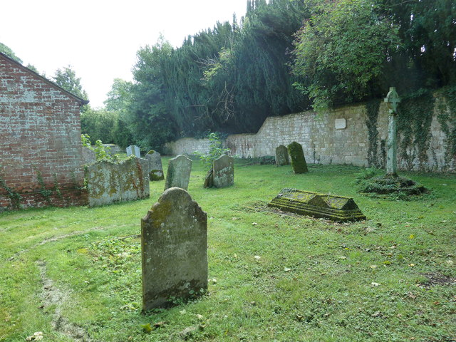 Churchyard of the Assumption of the Blessed Virgin Mary Upper Froyle- (h)