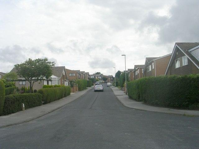 Moorside Terrace - Moorside Crescent