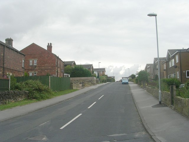 Moorside Mount - Moorside Road