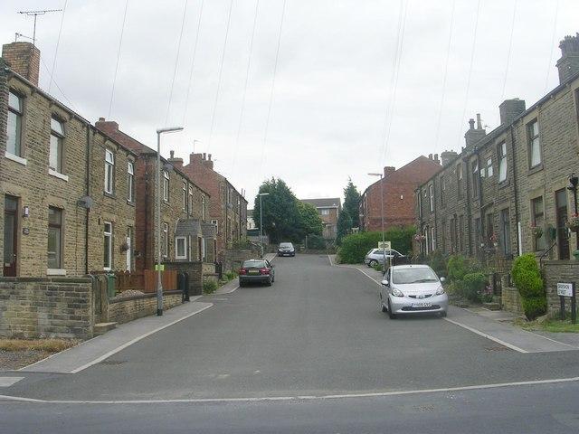 Grayshon Street - Moorside Road