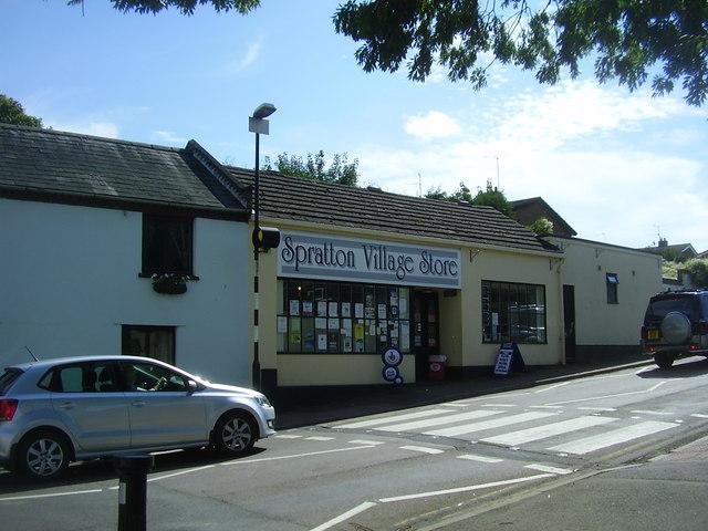 Spratton Village Store