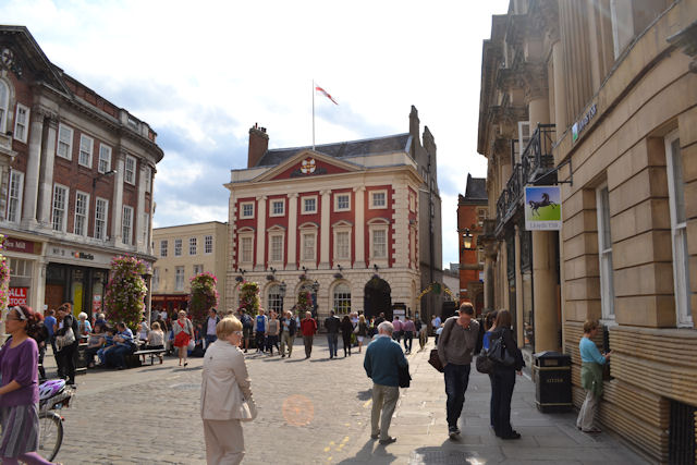 The Guildhall from Blake street