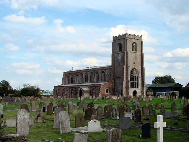 St James' Church, Freiston