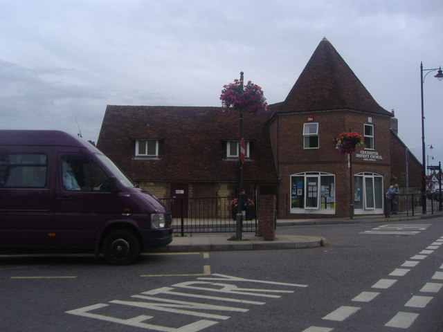 Chichester District Council building, Midhurst