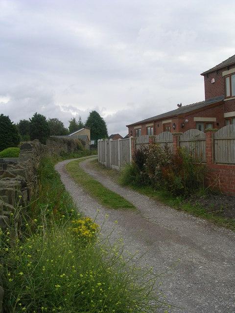 Drake Lane - Moorside Road